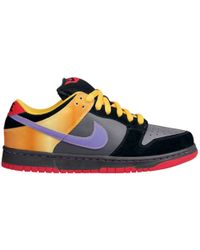 "Nike Sb Dunk Low Pro ""Guns N' Roses"" (Appetite For Destruction) multicolor - Lyst"