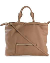 Burberry 'Big Crush' Tote - Lyst