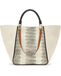 Vince Camuto Tylee Tote - Lyst
