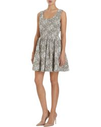 Timo Weiland - Women's Speckled Jacquard Dress - Lyst