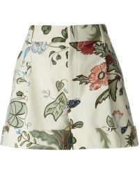 Gucci Flora Knight Shorts - Lyst
