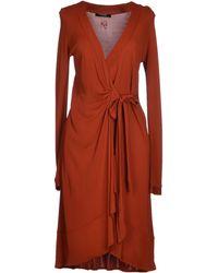 Guess Short Dress - Lyst