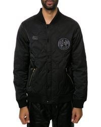LRG The Corpse Corps Bomber Jacket - Lyst