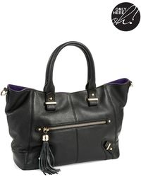 Dolce Vita - Isabelle Tote Bag With Tassel - Lyst