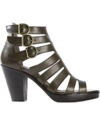 Fiorentini + Baker 'Berna Babylon' Sandals green - Lyst