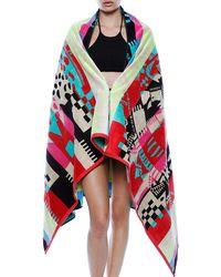 Mara Hoffman Multicolor Pendleton Towel - Lyst