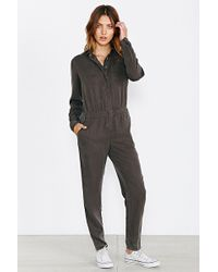 96802c4ee5e BDG - Slouchy Metro Jumpsuit - Lyst