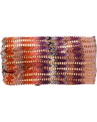 Missoni Stripped Wide Ealstic Hairband - Lyst