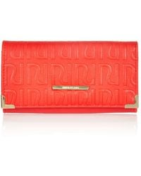 River Island Red Ri Embossed Purse red - Lyst