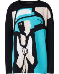 Iris Von Arnim Sweater Abbey - Lyst