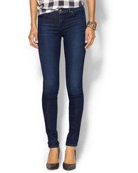 J Brand Midrise Super Skinny Jean - Lyst