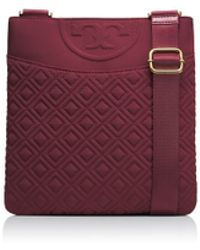 Tory Burch Fleming Nylon Swingpack - Lyst