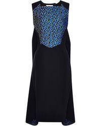 Antonio Berardi Stretch Cady Dress - Lyst