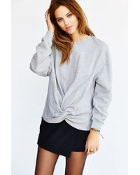 Cheap Monday Knot Pullover Sweatshirt - Lyst