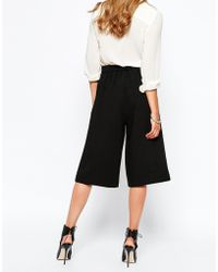 Suncoo - Joshua Culottes With Wrap Detail - Lyst