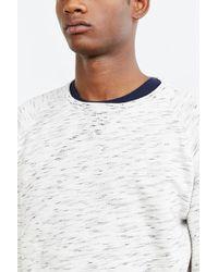 BDG - Streaky Raglan Sweatshirt - Lyst