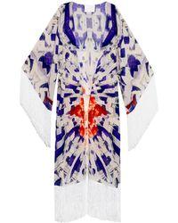 Athena Procopiou - The Mediterraneo Kimono Cover-up - Lyst