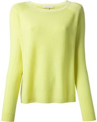 Vanessa Bruno Knitted Sweater - Lyst