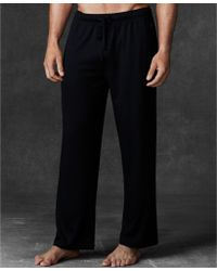 Polo Ralph Lauren Mens Supreme Comfort Knit Pajama Pants - Lyst