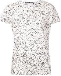 Proenza Schouler Print T-Shirt - Lyst