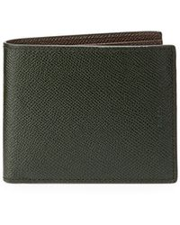 Bally Bollen Bi-color Leather Wallet - Lyst