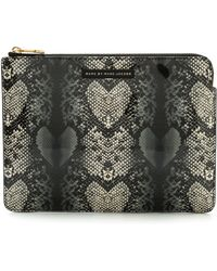 Marc By Marc Jacobs Snake Heart Tablet Case  - Lyst