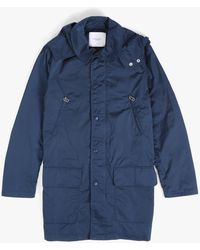 Ovadia And Sons Walking Jacket blue - Lyst