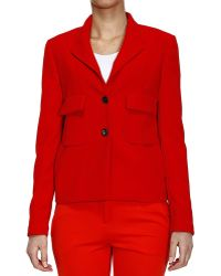 Mauro Grifoni - Jacket 2 Buttons Cady Stretch - Lyst