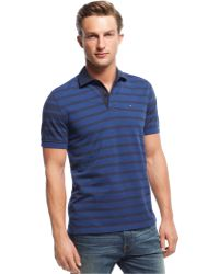 Tommy Hilfiger Archie Custom-Fit Polo - Lyst