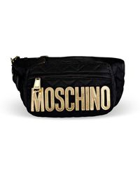 Moschino Small Fabric Bag - Lyst