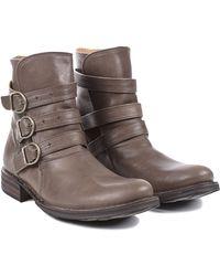 Fiorentini + Baker Gray Edwin Boot - Lyst