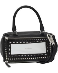 Givenchy Medium Pandora black - Lyst