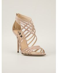 Dolce & Gabbana High Heel Sandals - Lyst