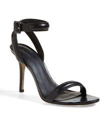 Alexander Wang 'Antonia' Ankle Strap Sandal - Lyst