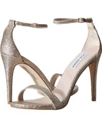 Steve Madden Gold Stecy - Lyst