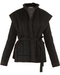 Isabel Marant Heleri Quilted Jacket - Lyst