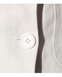 Loro Piana - Bermuda Leo Linen Shorts - Lyst