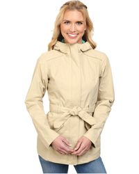 The North Face Beige Celeste Jacket - Lyst