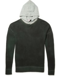Massimo Alba | Hand-Painted Watercolour-Dyed Cashmere Hoodie | Lyst