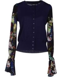 Just Cavalli M Cardigan - Lyst