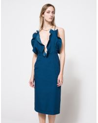 Lyst - Women s Toit Volant Dresses eb4c8c57d7a
