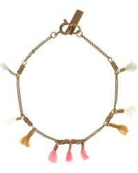 Isabel Marant - Goldtone Tassel Necklace - Lyst
