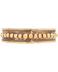 Natalie B. Jewelry - Round O Bullets Bracelet - Lyst