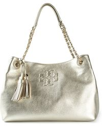 Tory Burch Thea Shoulder Bag - Lyst
