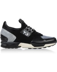 Y-3 Low-Tops & Trainers black - Lyst