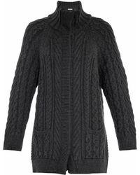 Queene And Belle Leandra Merino-wool Cardigan - Lyst