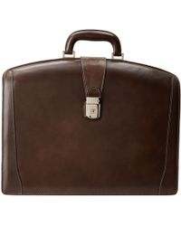 Bosca - Old Leather Collection - Partners Brief - Lyst