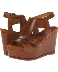 Nine West Brown Valonia - Lyst