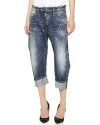 DSquared2 Big Brothers Dean Jeans  - Lyst