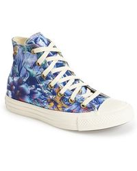 Converse Chuck Taylor All Star High-Top Sneakers - Lyst